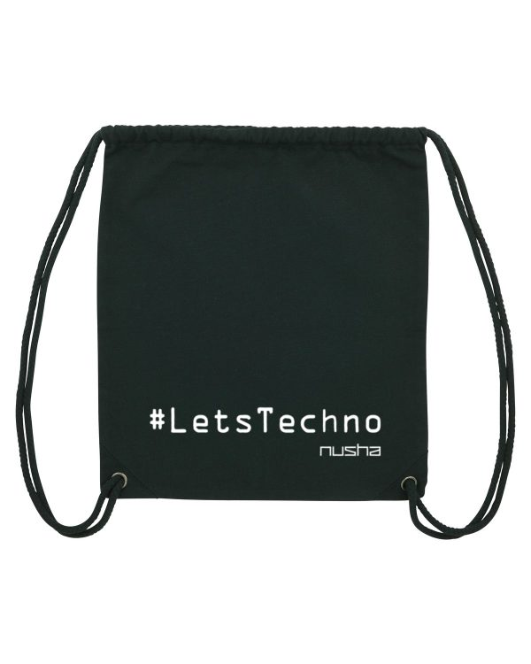 lets techno backpack