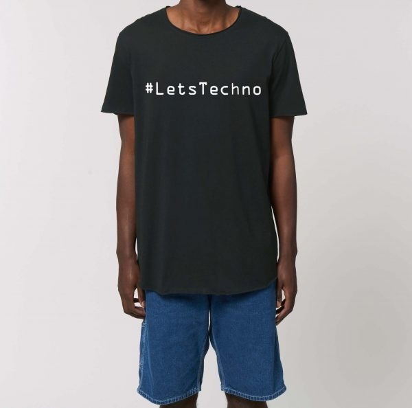 lets techno t-shirt