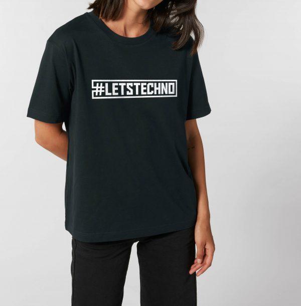 lets techno v2 unisex t-shirt