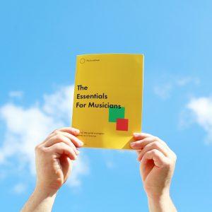 esentials for musicians book